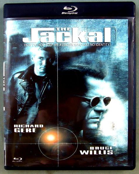 the jackall gere richard | The Jackal [Blu-ray] (1997) wholesale dvd box sets,Cheap DVD,DVD ...