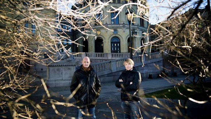 Klassekampen.no   Kunstnerne gjør opprør Foto: Christopher Olssøn.