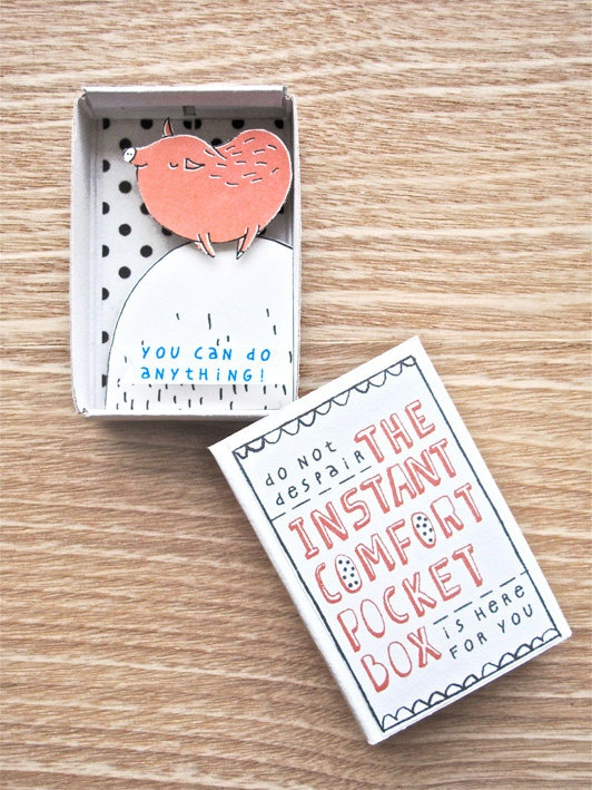 a match box to adore. I bought this one. Love it!