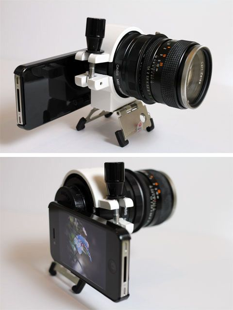 overkill lens for iphone