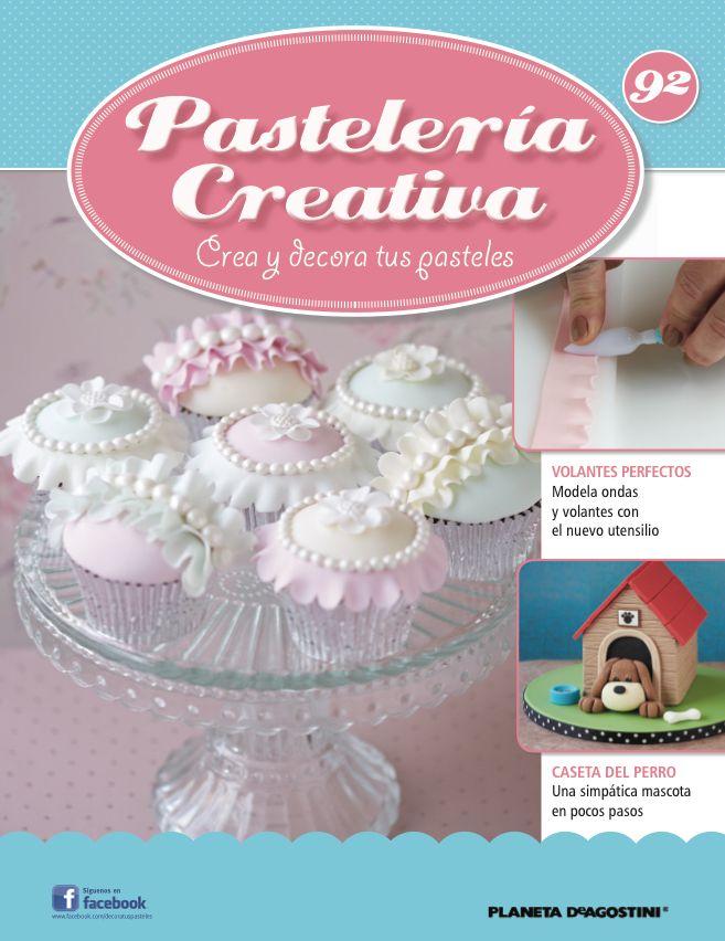 Fascículo número 92 de Pastelería Creativa