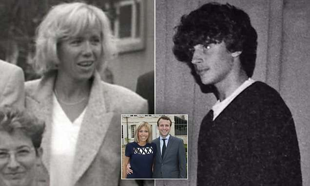 Brigitte Macron Almost Didn T Marry Her 15 Year Old Lover Friends Say