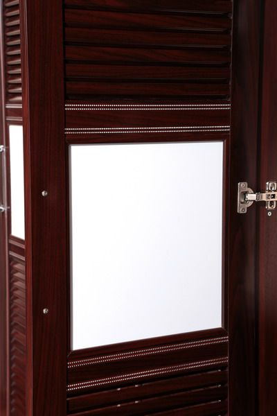 Door Back Panel oppein