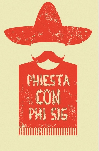 Phiesta con Phi Sig!!!! Hahahahhah I LOVE this!