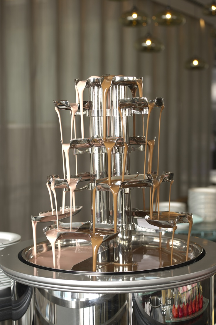 1000 Images About Chocolate Fountains On Pinterest