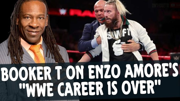 """Booker T Shoots On Enzo Amore's """"WWE Career Is Over"""" Booker T On Enzo Amore's """"WWE Career Is Over"""" . For More Daily Wrestling Shoots Shoots Interview and Full Podcasts Please Subscribe Our Channel And don't forget to Like Share and Comment! Subscribe my backup channel https://www.youtube.com/channel/UCmoqaubS8qBzr0s-FsGPxCA For Interesting Wrestling News visit my Website http://ift.tt/2FmG7MB Facebook Page http://ift.tt/2DnOy9M"""