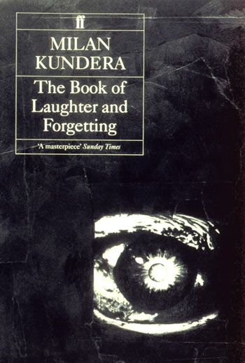 Milan Kundera.  First book I read by Kundera. I read everything thereafter, again and again