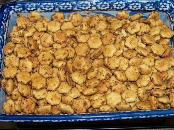 Oyster Ranch Crackers by sophia
