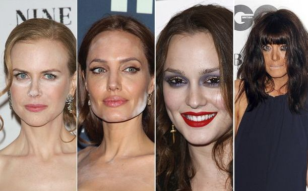 Celebrities And Their Makeup Fails – Fashion Style…