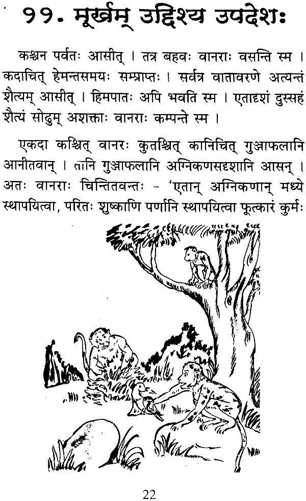 Image result for short stories in sanskrit for beginners ...