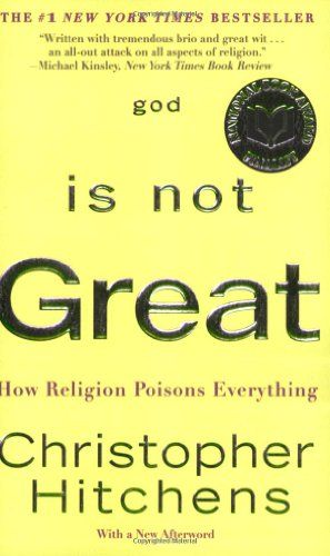 God Is Not Great: How Religion Poisons Everything by Christopher Hitchens,http://www.amazon.com/dp/0446697966/ref=cm_sw_r_pi_dp_bhvAsb0M629CZVKS