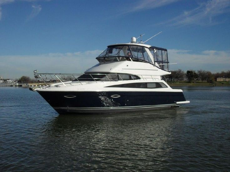 2008 Carver 43 Super Sport Power Boat For Sale - www.yachtworld.com