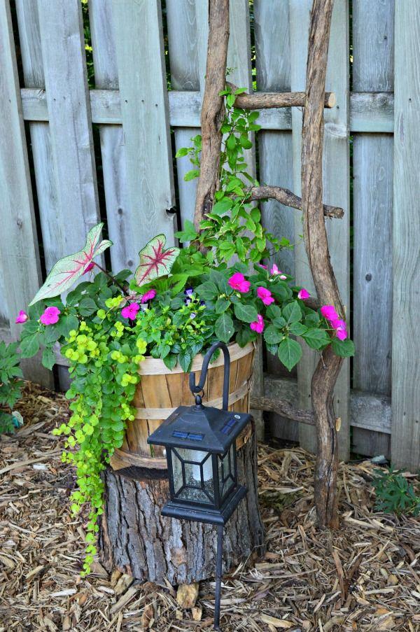 I Think Whimsical Garden Art Really Makes A Backyard 400 x 300