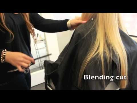 Remy Clip-in Extension installation with Natalie Langston (blonde)  clip in extensions available from: http://www.pacifichair.ca *worldwide shipping available