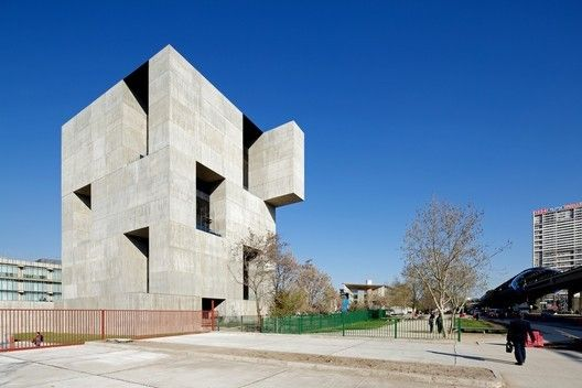 AD Round-Up: The Best of Contemporary Chilean Architecture,Innovation Center UC / Elemental. Image © Nico Saieh