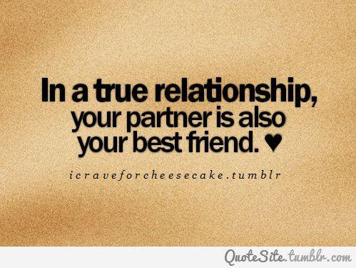 partner = best friend ❤
