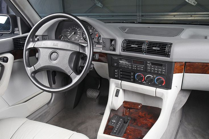 Bmw 540i E34 5 Series Cars Interior Pinterest Bmw