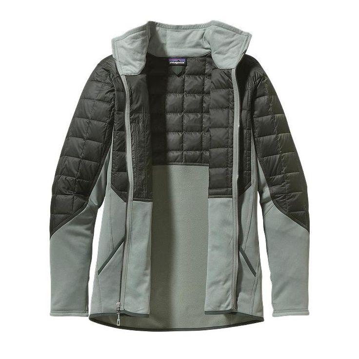 patagonia Hybrid Down Jacket