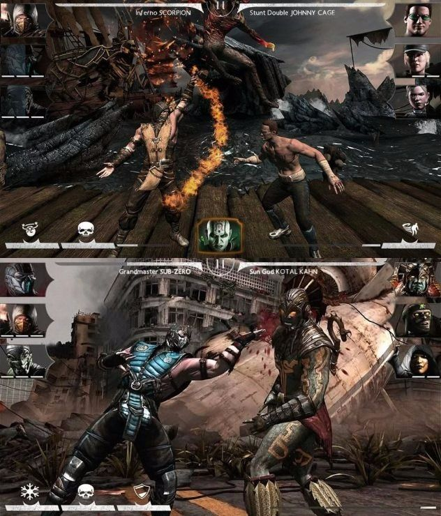 Mortal Kombat X V2 0 0 MOD [Latest] Apk Free Download