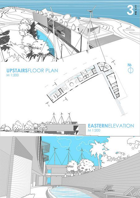 House on Bahamas`09- open architectural competition_3 - Oleg Zenkoff, Anton Kabakov (http://www.flickr.com/photos/kabakov) & Svetlana Pogrebnaya