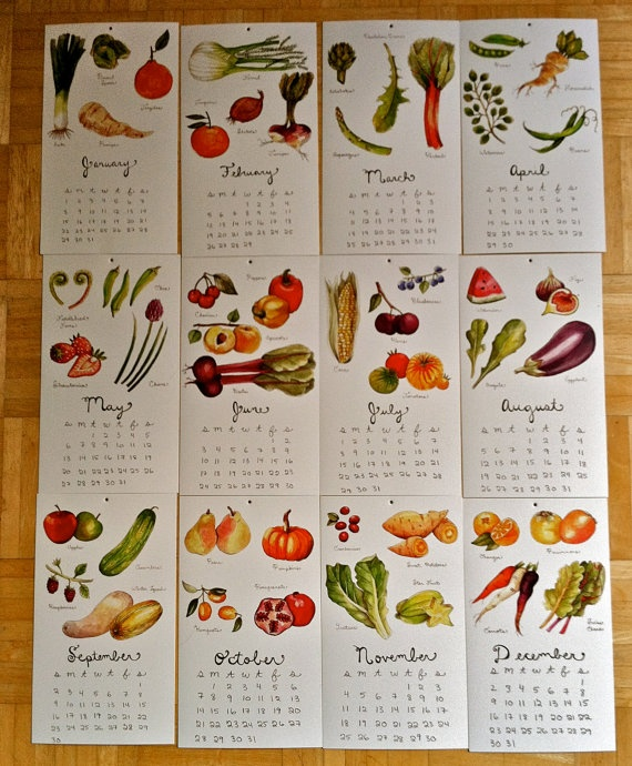 21 Best Images About Seasonal Fruits And Veggies On