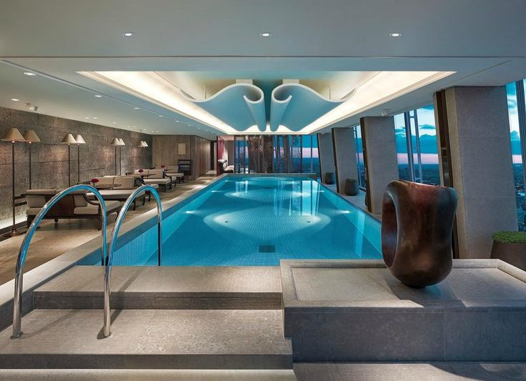 Shangri-La Hotel at The Shard, London SE1