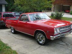 1965 el camino | pro65's 1965 Chevrolet El Camino