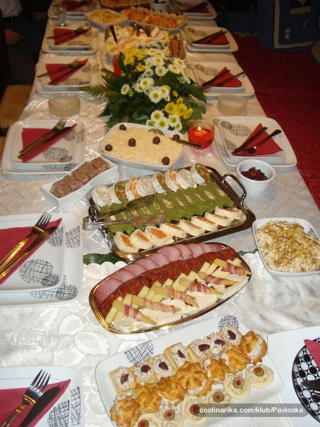 Sto Za Slavu Coolinarika Macedonian Food Cooking Recipes Serbian Recipes