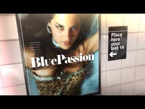 After Effects Subway Backlights Template - AeVideoTemplates.com