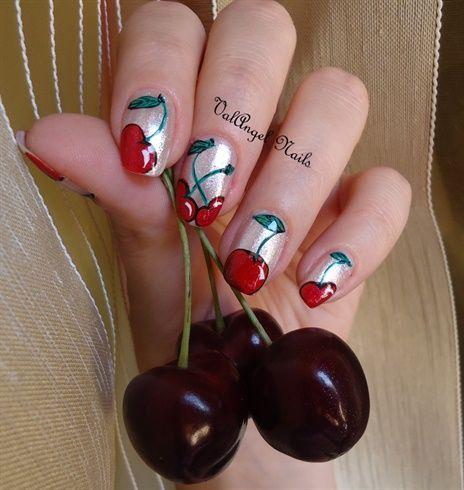 Best 25+ Cherry nail art ideas on Pinterest   Cherry nails, Nail courses  and Nail art courses - Best 25+ Cherry Nail Art Ideas On Pinterest Cherry Nails, Nail