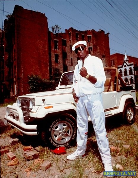 "Kool Moe Dee WILD WILD WEST. If you listen to this song. And he gives a shout out to ""Reggie b"" lol that's my real life brother.  Love this Guys music. Classic clean hip hop."