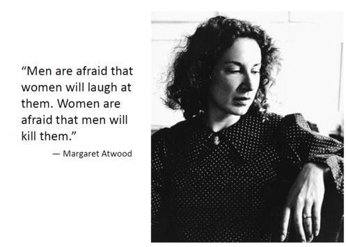 margaret atwood feminist essay Deconstructing gender and myth in  literature deconstructing gender and myth in margaret  in margaret atwood's the.
