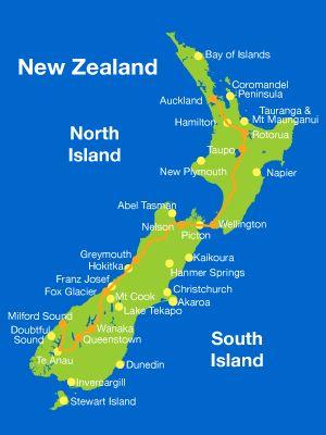 Adventure Travel New Zealand: Book a 14 Day New Zealand Holiday and get your adrenaline fix with some of the best activities on offer.