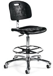 Best Selling Ergonomic Drafting Chairs from Global Total Office //theofficefurnitureblog.  sc 1 st  Pinterest & 65 best Stools with Style! images on Pinterest | Stools Office ... islam-shia.org