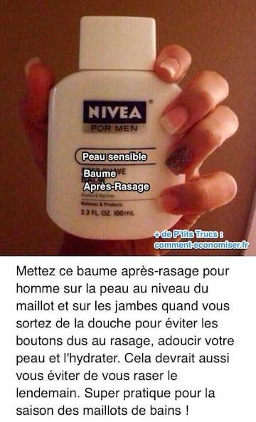 L'Astuce Miracle Pour Éviter les Petits Boutons Après un ...