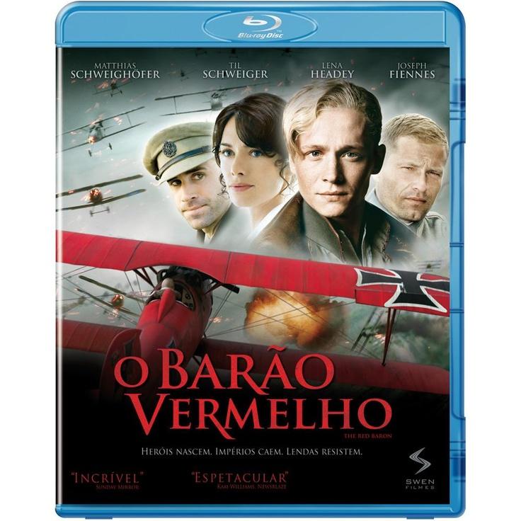 Blu-ray O Barão Vermelho - http://batecabeca.com.br/blu-ray-o-barao-vermelho-shoptime.html