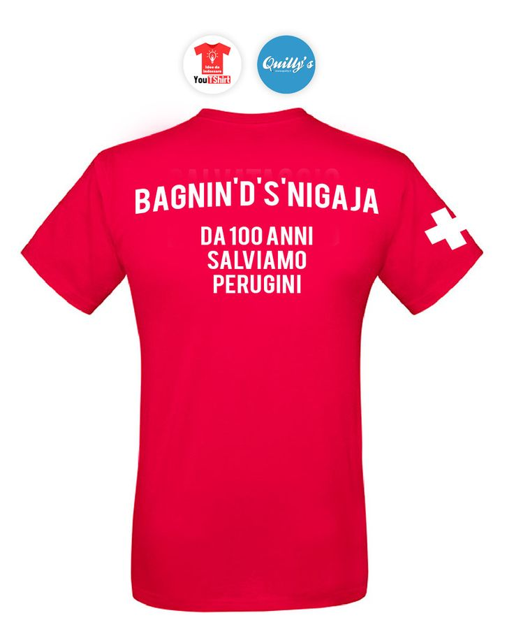 You T-Shirt propone un'ironica maglietta dedicata ai bagnini senigalliesi. https://www.facebook.com/youtshirtsenigallia