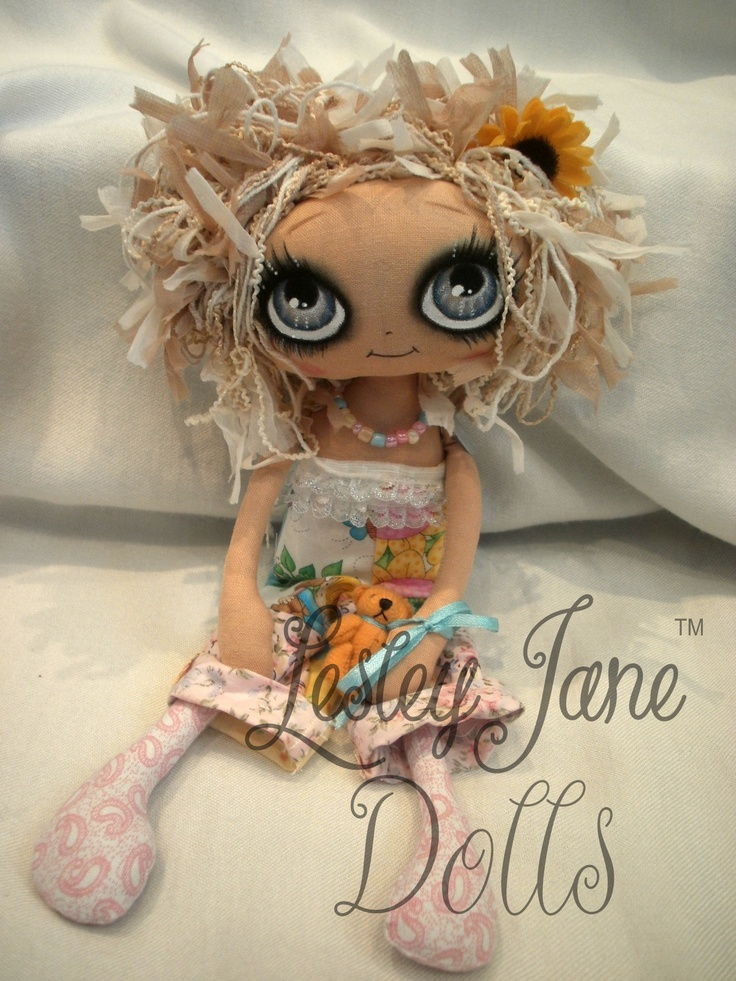 Paige, by Lesley Jane Dolls