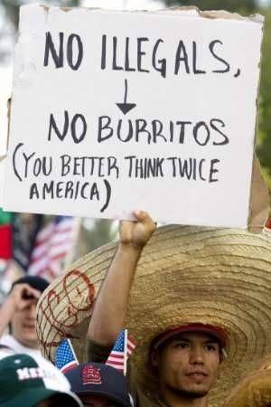 No burrito for you