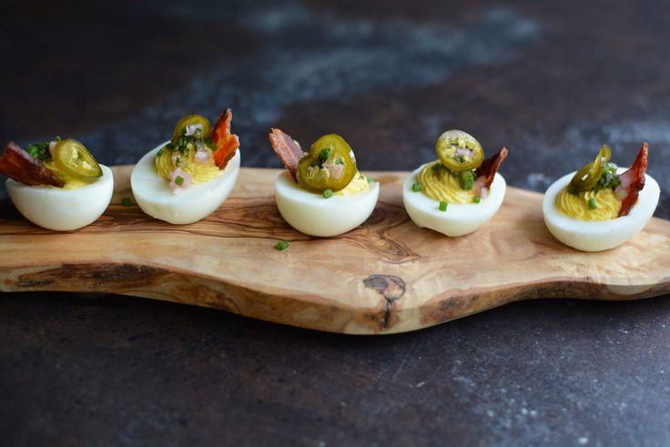 Park Tavern Deviled Eggs - Pantry No. 7