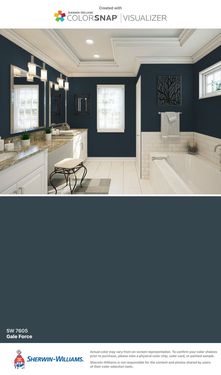 Best 25 Sherwin Williams Gale Force Ideas On Pinterest
