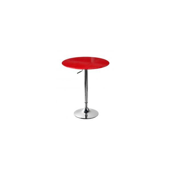 Tavolini alzabili modello Saturno R per bar, pizzeria, hotel, albergo, pub, ristorante al miglior rapporto prezzo – qualità con top  in colori uni (bianco, nero, rosso, ecc.) , legno venato ( wengè, ciliegia, mahogani, ecc.)  o colori lucidi (bianco, nero, rosso) e piedistallo centrale in acciaio cromato . Il tuo tavolo per ogni ambiente al miglior prezzo. Tavol quadrati o rotondi con TOP – spessore 1.8cm o 3.6cm 60×60, 70×70 e 80x80cm, diam 60, diam.70, diam.80cm, altezza regolabile…