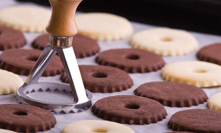 Gluten-Free Chocolate Shortbread
