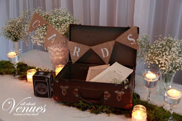 1000+ images about Vintage wedding decorations- wishing well idea! on Pinterest | Vintage ...