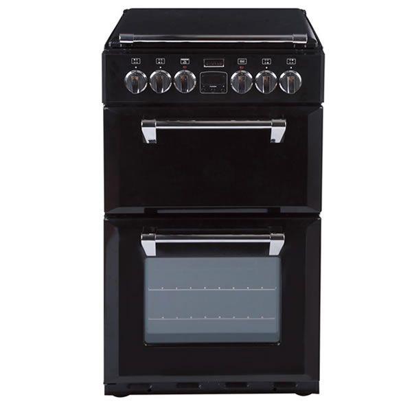 Stoves RICHMOND 550DFW BLACK 550mm Mini Range Dual Fuel Cooker WOK Burner Black http://www.MightGet.com/january-2017-13/stoves-richmond-550dfw-black.asp