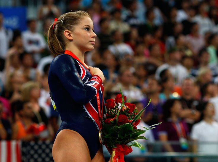 Shawn Johnson captured America's heart at the 2008 Beijing Olympics, when the 16-year old gymnast took home gold in the balance beam…