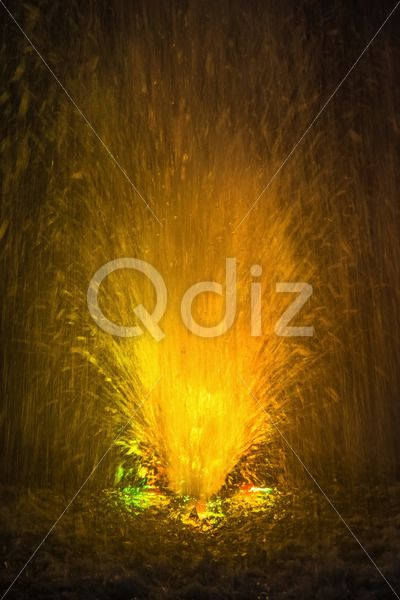 Qdiz Stock Photos | Colorful fountain splashes yellow color,  #abstract #aqua #art #backdrop #background #black #blob #bright #bubble #burst #celebrate #celebration #color #colorful #decorative #design #drib #drip #drop #droplet #effect #energy #entertainment #explosion #fall #flow #fountain #illumination #light #liquid #magic #moist #motion #party #performance #ripple #spatter #splash #sprinkle #sprinkling #spritz #stream #water #waterfall #wet #yellow