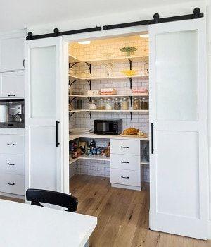 drzwi przesuwne do kuchni