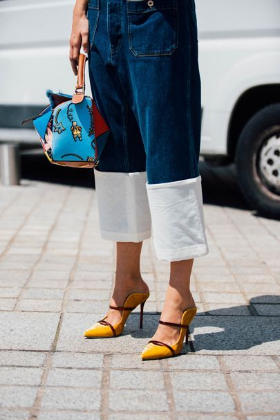 Paris Couture Week Street Style | British Vogue Here's a mixing like no other. Too much sauce
