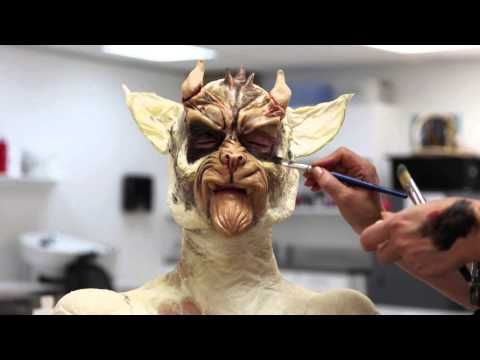 Special Effects and Make-up Artistry - Gargoyle